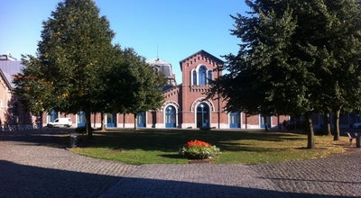 Photo of Art Museum Anciens Abattoirs at Belgium