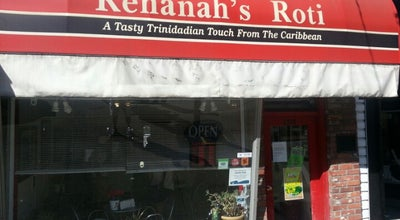 Photo of Caribbean Restaurant Rehanah's Roti & Trinidadian at 2518 St. Johns St, Port Moody V3H 2B4, Canada