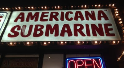 Photo of Sandwich Place Americana Submarine at 400 S Clark St, Chicago, IL 60605, United States