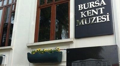 Photo of Museum Bursa Kent Müzesi at Selçukhatun Mh. Atatürk Cd. Osmangazi, Osmangazi 16020, Turkey