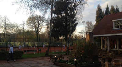 Photo of Tennis Court Tennisvereniging Het Spieghel at Hilversum, Netherlands