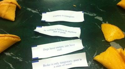 Photo of Chinese Restaurant Magic Wok at 558 W Lincoln Ave, Charleston, IL 61920, United States