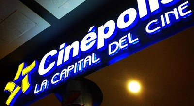 Photo of Movie Theater Cinépolis at Av. Rómulo Garza 410, Monterrey 66477, Mexico