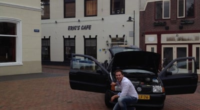 Photo of Bar Eric's café at Markt 36, dokkum 9101 LS, Netherlands