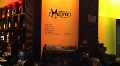 Photo of Asian Restaurant Metro Hassakan (Metro Cafe) at #271, St. 148 And Sisowath Quay, Phnom Penh, Cambodia