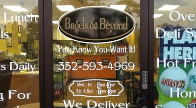 Photo of Breakfast Spot Bagels And Beyond at 16272 Spring Hill Drive, Brooksville, FL 34604, United States