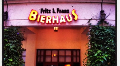 Photo of German Restaurant Fritz & Franz Bierhaus at 60 Merrick Way, Coral Gables, FL 33134, United States