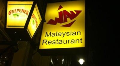 Photo of Malaysian Restaurant Malaysian Restaurant Wau at Zeedijk 35, Amsterdam 1012 AR, Netherlands