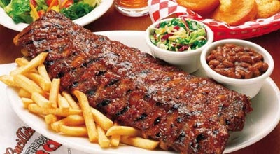 Photo of American Restaurant Lucille's Bad To The Bone BBQ at 3011 Yamato Rd, Boca Raton, FL 33434, United States