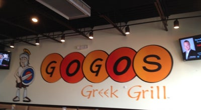Photo of Greek Restaurant Gogos Greek Grill at 4616 W Kennedy Blvd, Tampa, FL 33609, United States
