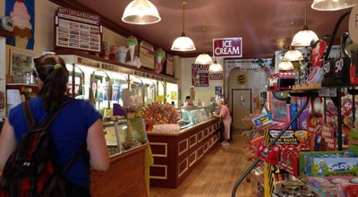 Photo of Ice Cream Shop The Nutty Chocolatier at 65 Main Street East,, Huntsville, On, Canada