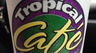 Photo of Cafe Tropical Smoothie Cafe at 5147 Bayou Blvd, Pensacola, FL 32503, United States
