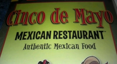 Photo of Mexican Restaurant Cinco de Mayo at 580 Nonaville Rd, Mount Juliet, TN 37122, United States