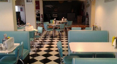 Photo of American Restaurant Surfer Joe's Diner at Piazzale Mascagni, 2, Livorno 57127, Italy