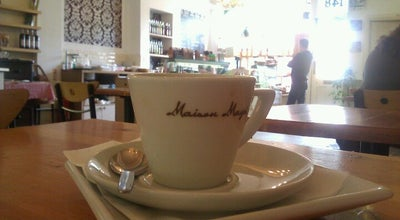 Photo of Cafe Maison Mayci at 148 Alcester Road, Moseley, Birmingham B13 8HD, United Kingdom