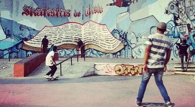 Photo of Skate Park Praça do Skate at Av. Dr. Mário Guimarães, S/nº, Nova Iguaçu 26255-230, Brazil