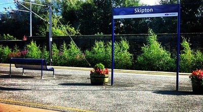 Photo of Train Station Skipton Railway Station (SKI) at Broughton Road, Skipton BD23 1RT, United Kingdom