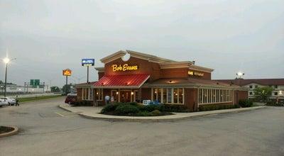 Photo of American Restaurant Bob Evans Restaurant at 6528 S Lindbergh Blvd, Saint Louis, MO 63123, United States