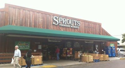 Photo of Health Food Store Sprouts Farmers Market at 1260 Garnet Ave, San Diego, CA 92109, United States