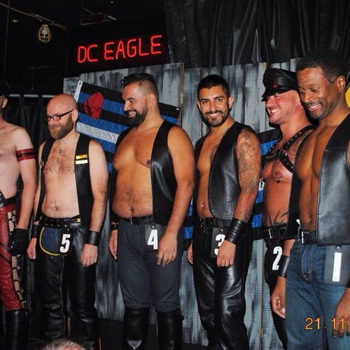 from Wade gay nude bars washington dc
