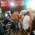 Photo taken at Ampang Jaya Food Court by nadily n. on 8/31/2013