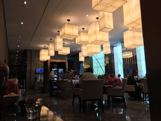 Shenzhen Airlines King Lounge – CAN (Guangzhou - Baiyun International (CAN))