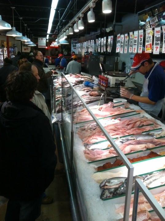 Wholey 39 s fish market at 1711 penn ave pittsburgh pa for Wholey s fish market