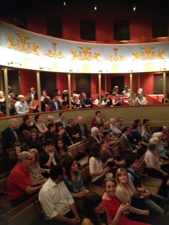 theatre royal bury st edmunds essay