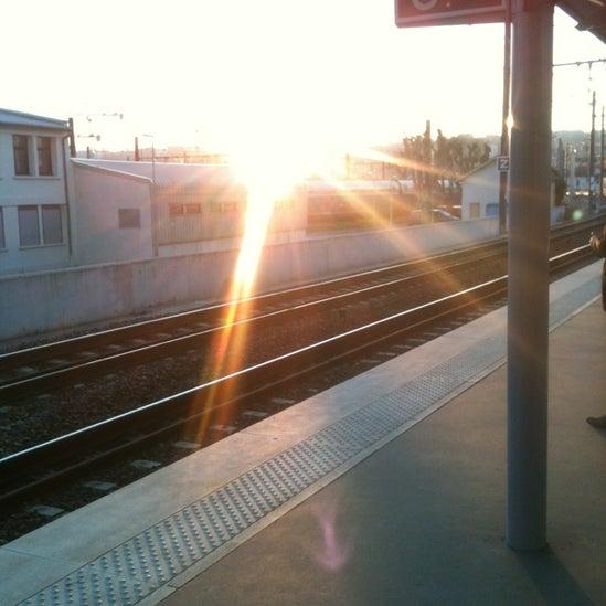 Gare SNCF de Lyon-Jean Macé