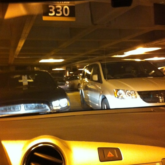 Photo taken at Sea-Tac Airport Parking Garage by Kevin S. on 3/6/2012