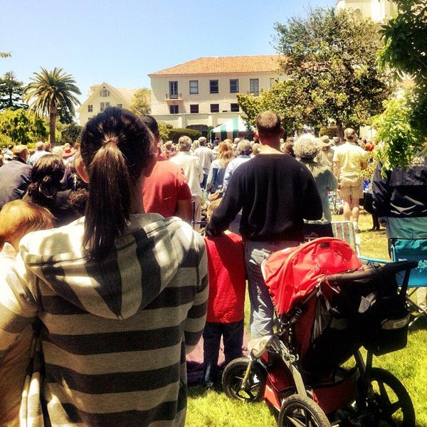Photo taken at Naval Postgraduate School by Brian S. on 5/28/2012