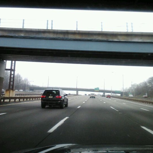 Photo taken at Garden State Parkway -- Saddlebrook by Dwight 🌟 💵 B. on 3/16/2012