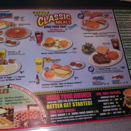 Photo taken at Waffle House by Relly R. on 2/5/2012
