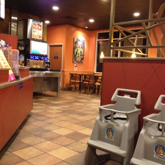 Taco Bell Fast Food Nearby