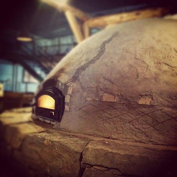 Photo taken at Mountain State Brewing Co. by Jordan B. on 4/27/2012