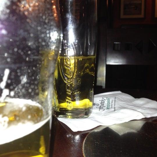 Photo taken at The Wheeltapper Pub by Alissa V. on 3/7/2012
