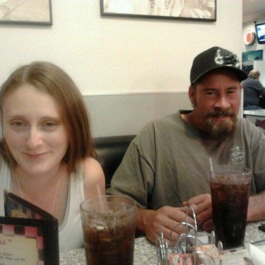 Photo taken at The Original Mel's Diner by Jennifer M. on 3/10/2012