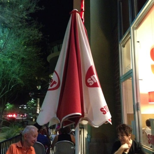Photo taken at Smashburger by Rob S. on 6/24/2012