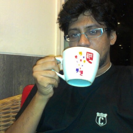 Photo taken at Cafe Coffee Day by Ani -. on 8/19/2012