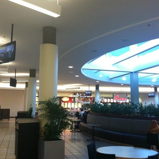 University Mall Food Court Tampa