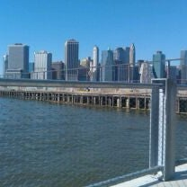 Photo taken at Brooklyn Bridge Park - Pier 6 by Courtney C. on 10/9/2011