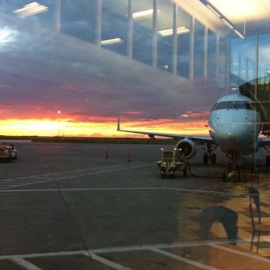 Photo taken at Saskatoon John G. Diefenbaker International Airport (YXE) by M on 7/26/2011