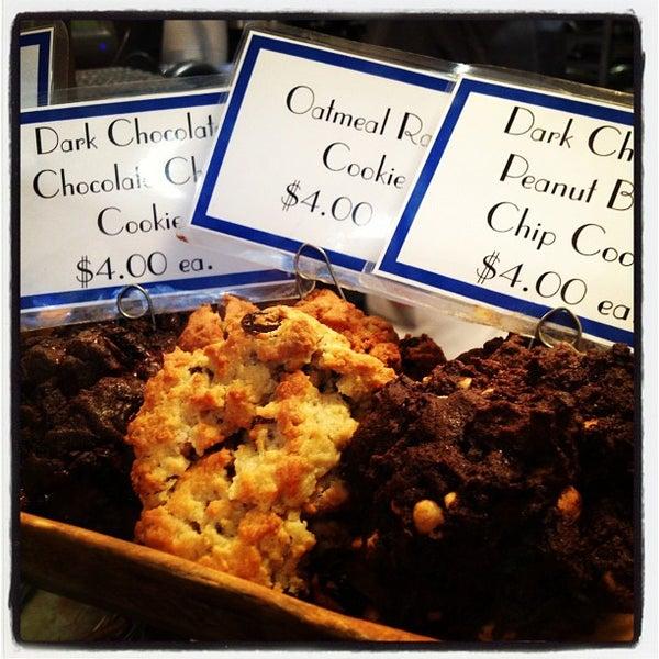 Photo taken at Levain Bakery by Lauren Y. on 6/17/2012