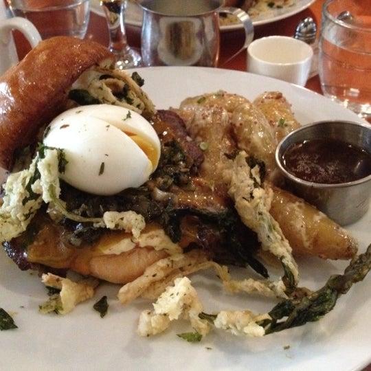 Photo taken at Lula Café by Felipe S. on 4/5/2012