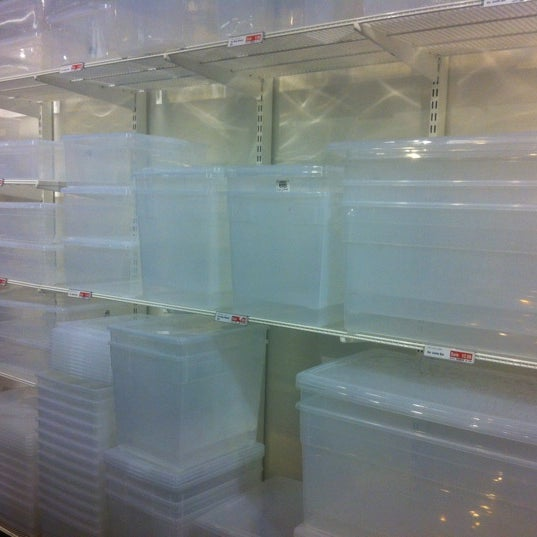 Photo taken at The Container Store by Susu B. on 5/4/2012