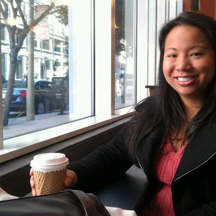 Photo taken at Peet's Coffee & Tea by Angie C. on 2/17/2012