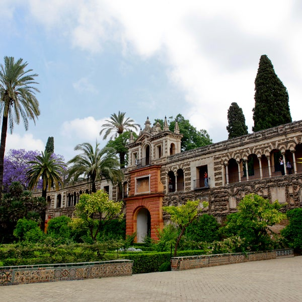 Parques y jardines de sevilla for Jardines verticales sevilla