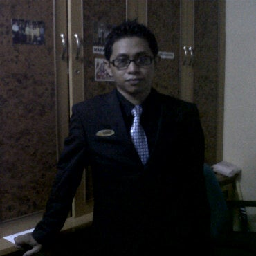 Photo taken at Hotel Gajahmada Graha by khom b. on 6/3/2011