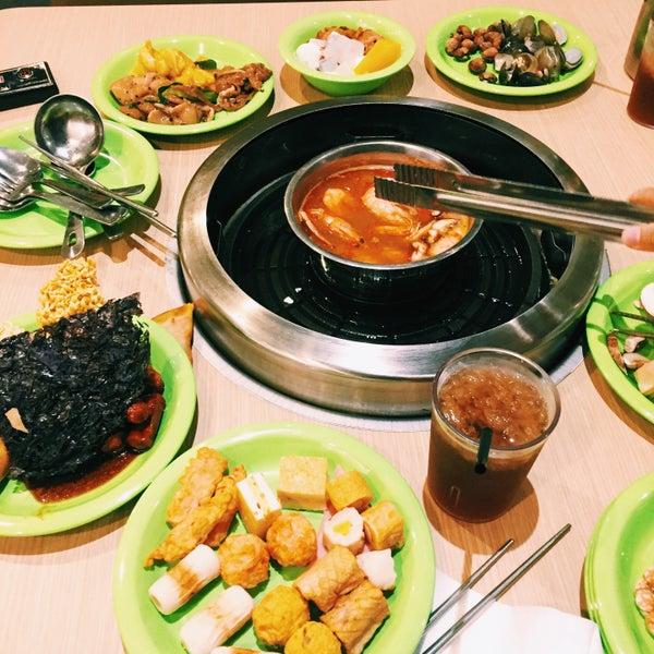 Seoul Garden Korean Restaurant In Wp Putrajaya