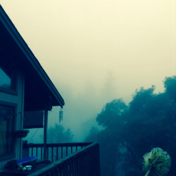 Photo taken at Santa Cruz Mountains by Euan P. on 12/22/2014